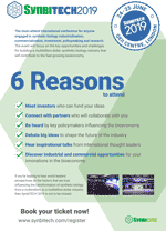 6 Reasons to attend flyer