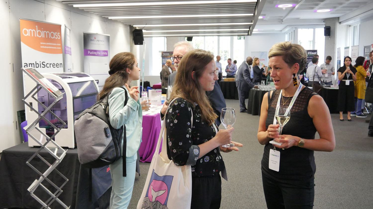 New connections forged at SynbiTECH 2019